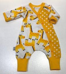 Sparkdräkt Giraffe, 44/46