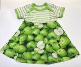 Body-klänning Äpplen, 68