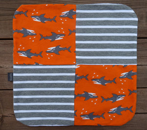 Snutte Hajar, orange