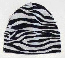 Mössa Zebra, stl 46/48