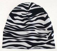 Mössa Zebra, 50/52