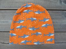 Mössa Hajar orange, 50/52