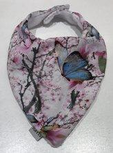Dregglis rosa fjärilar