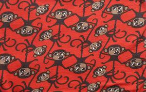 Klätterapor röd