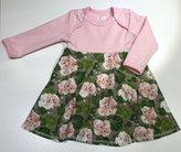 Body-klänning Pelargon, 74