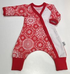 Baggy-dress Lace red, 44/46