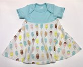 Body-klänning Glasspinnar, 68
