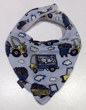 Dregglis Traktor ljusblå 2