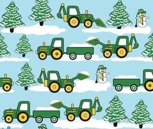 Vintertraktorer