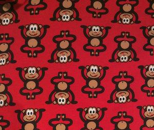 Röd jersey med Glada Apor