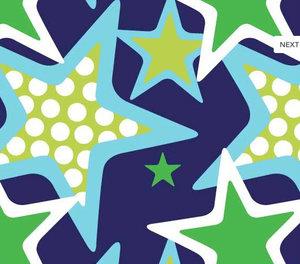 Stars Blå - EKOLOGISKT