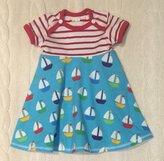 Body-klänning Segelbåtar, 62