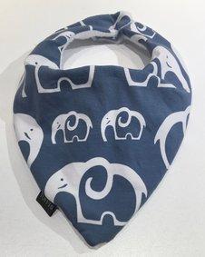 Dregglis Elephant Family Blue
