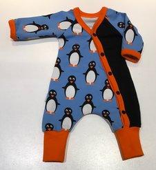 Sparkdräkt Penguins blue, 40/42