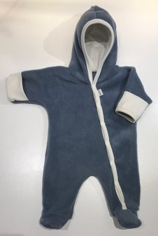 Fleece-overall Petrol, 44