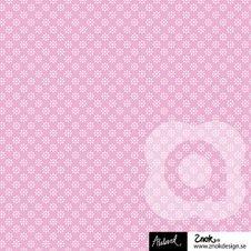 Duk rosa - Ekologiskt