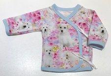 Omlott-tröja Puppy Love, 50