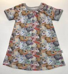 Singoalla-klänning Sedlar, 92