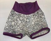 Shorts Magic Flowers (solljus-jersey), 80
