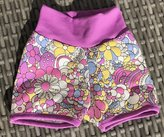 Shorts Magic Flowers (solljus-jersey), 86