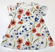 Klänning Summer Poppies, 62
