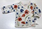 Omlott-tröja Summer Poppies, 50 - Emelie