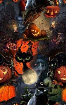 Pumpor & Halloween