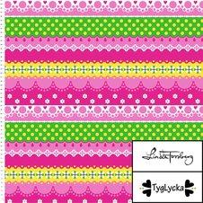 Ruffles pink - Ekologiskt