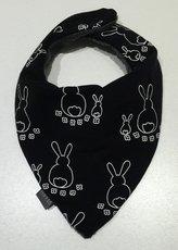 Dregglis Kaniner, svart