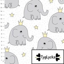 Cute Elephants - Ekologiskt