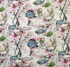 Rosa fjärilar - Ekologiskt
