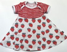 Body-klänning Very Strawberry, 56