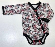 Body Döskallar & Blommor rosa, 56