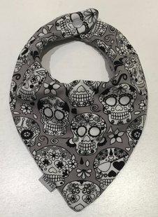 Dregglis Skulls and Heart grå