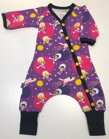 BAGGY-DRESS ASTRONAUT lila, 50