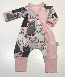 Sparkdräkt Cute Cats, 36/38