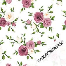 ELLA Old Rose - Ekologiskt