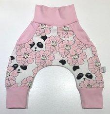 Baggypants Peekaboo Panda, 50/56