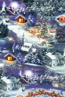 Jul-landskap