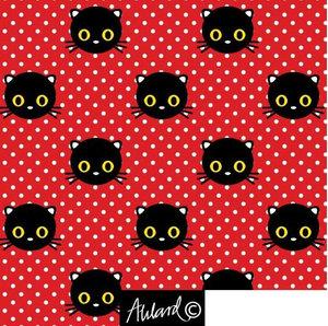 Lille Katt röd