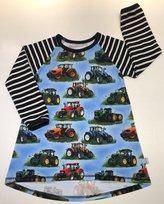 Tunika Traktorer (flerfärgade), 104 -- Therese