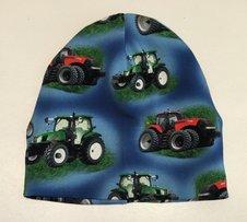 Mössa Traktorer blå, 50/52