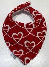Dregglis Hearts röd