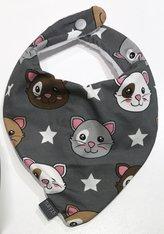 Dregglis Katter grå