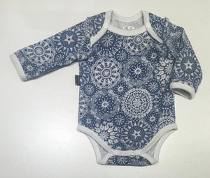 Body Lace Pigeon Blue, 56