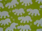 Flodhästar grön