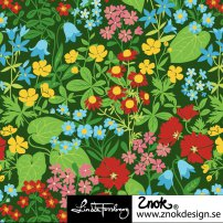 Blomsteräng grön - Ekologiskt