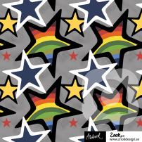 Stars regnbåge - Ekologiskt