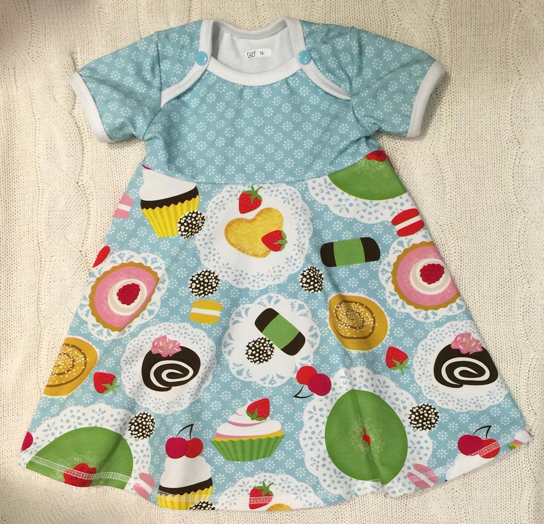babykläder storlek 74