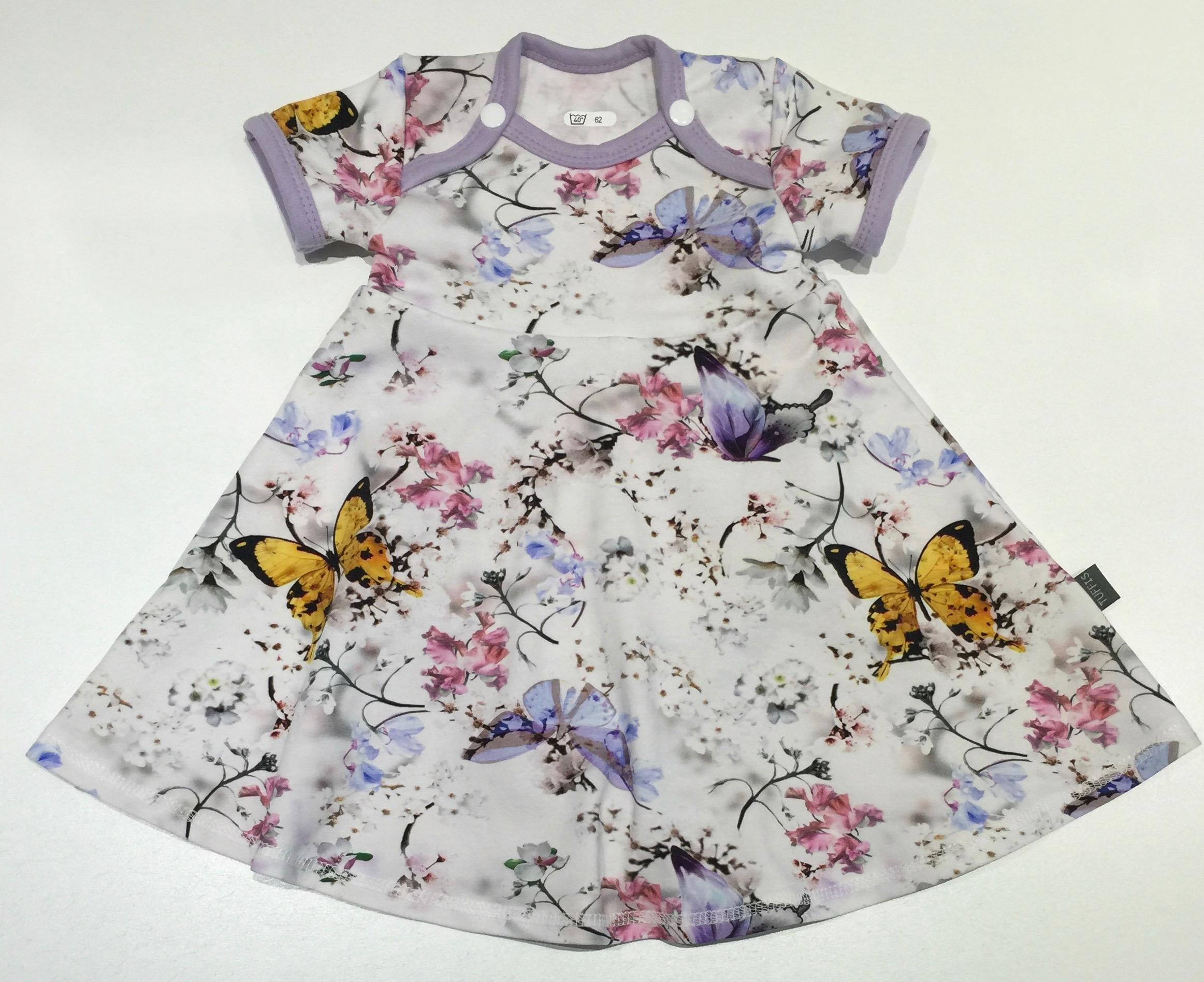 klänning med body